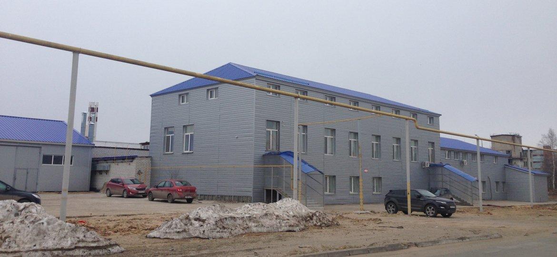 Здание компании Эталон ТКС