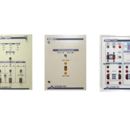 Автоматизированный микропроцессорный комплекс АМК–1